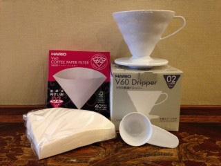 コーヒーマイスターの道:器具付コース